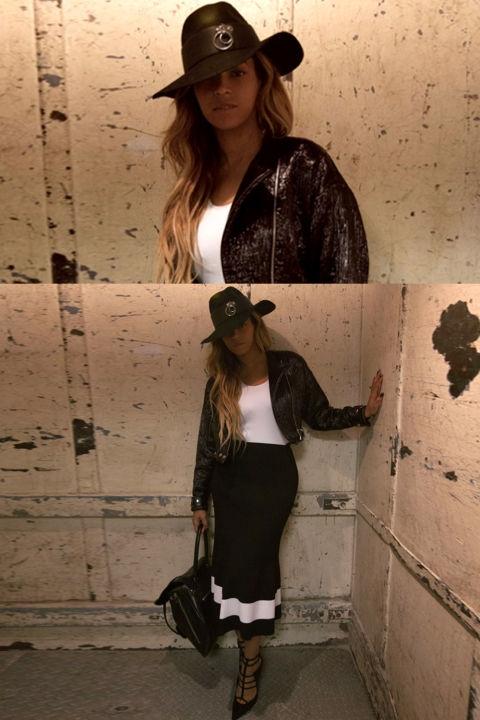 10 bí quyết phối trang phục mùa hè từ Beyonce