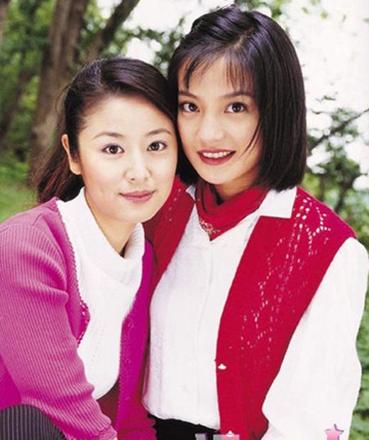 Sau Hoàn Châu Công Chúa, Triệu Vy và Lâm Tâm Như tiếp tục góp mặt diễn xuất trong Tân Dòng Sông Ly Biệt.