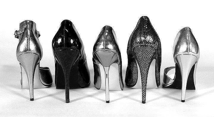 Giày cao gót – Tuyên ngôn cá tính của phái đẹp