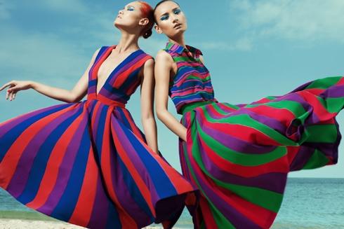 Thời trang Việt: Nhà thiết kế Đỗ Mạnh Cường