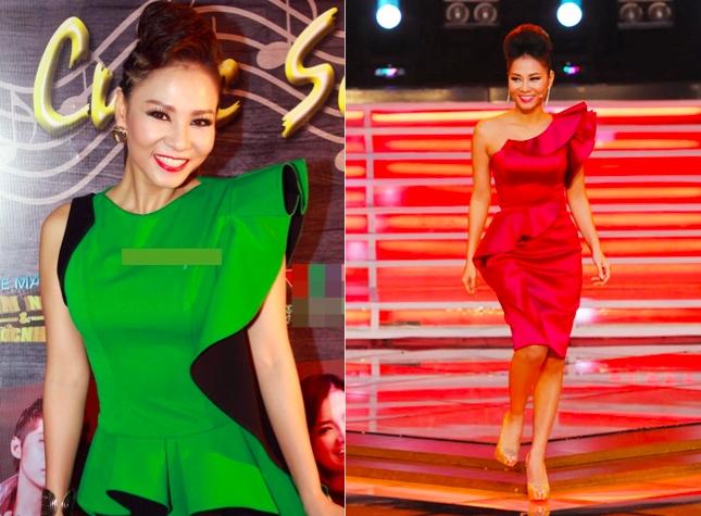 Những trang phục tạo điểm nhấn trong phong cách của Thu Minh - Ảnh 11