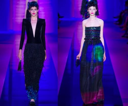 Bộ sưu tập Thu Đông Haute Couture 2015 của Armani Privé
