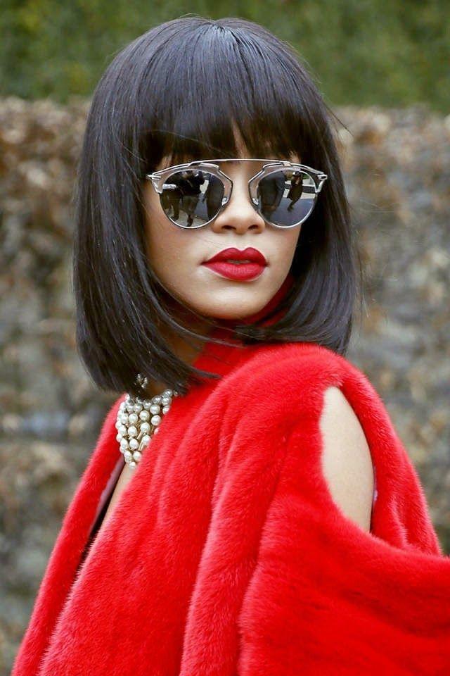 bestie-Rihanna so real
