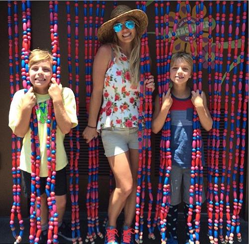 Gia đình Britney Spears hào hứng đi chơi nhân ngày Quốc khánh Mỹ