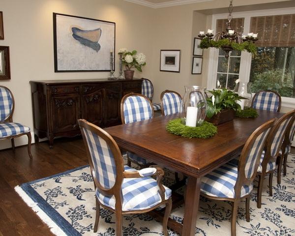 Phòng bếp đẹp ngất ngây với những mẫu ghế ăn họa tiết