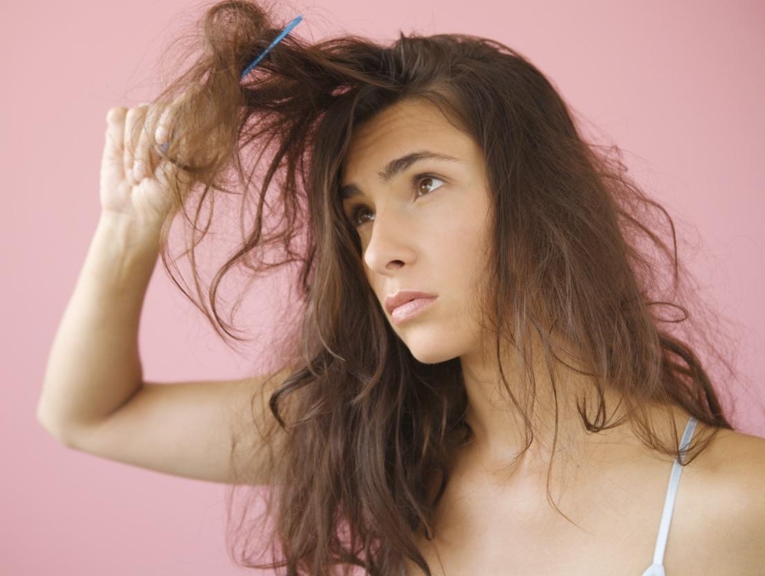 cách gỡ tóc rối