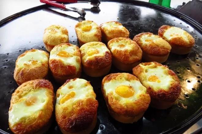 món ăn hàn quốc bánh trứng