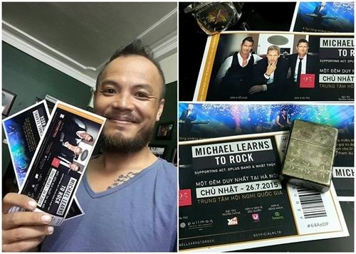 Sức cuốn hút đến từ Michael Learns To Rock in Vietnam
