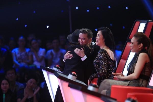 Thu Phương lập kỷ lục tại Giọng hát Việt 2015