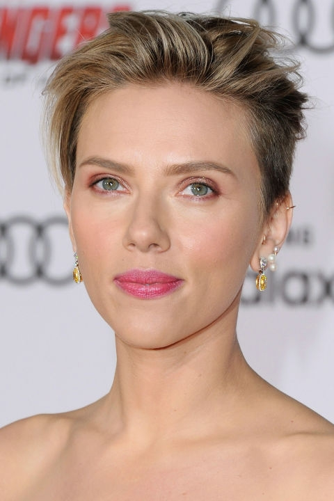 bestie-Scarlett Johansson