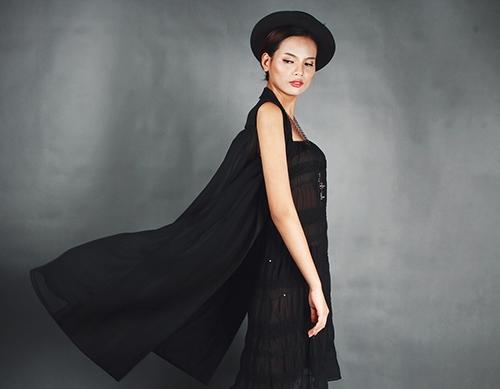 Your Style: Tiêu Linh phiêu với họa tiết ren