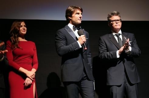 Tom Cruise ngày càng phong độ bất chấp tuổi tác
