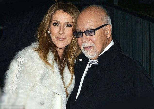 Celine Dion nghẹn ngào chia sẻ bệnh tình của chồng