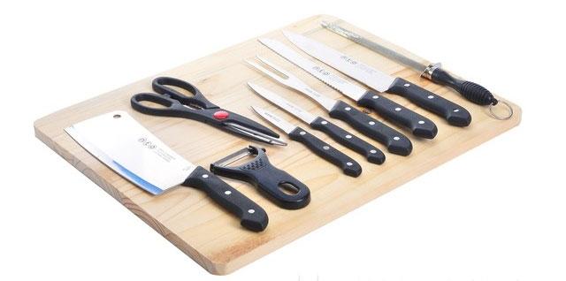 các dụng cụ làm bếp