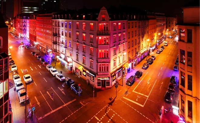 các khu đèn đỏ nổi tiếng trên thế giới