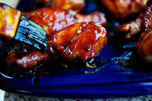 cách nướng thịt gà