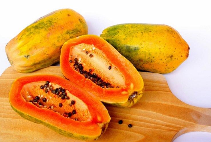 cách nhận biết trái cây phun thuốc