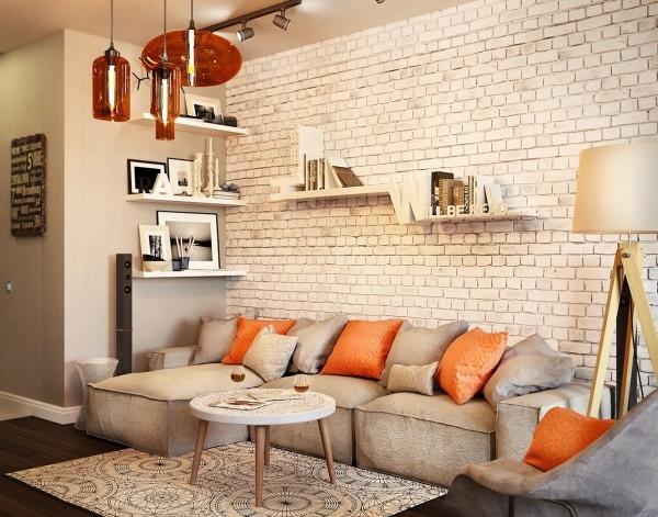 thiết kế căn hộ studio đẹp