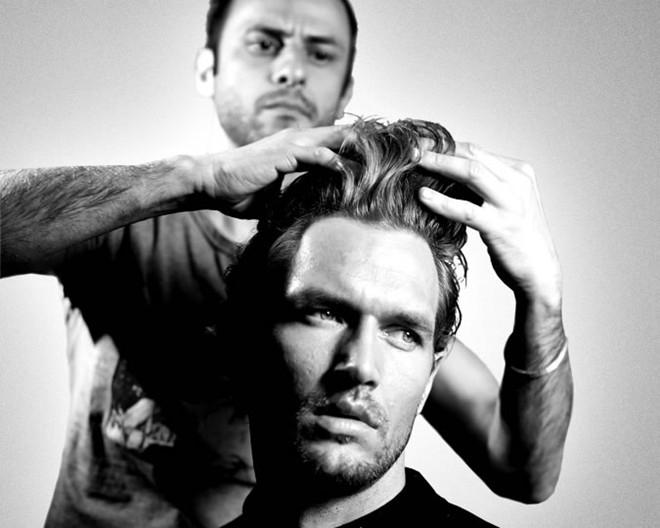 chăm sóc tóc cho nam giới