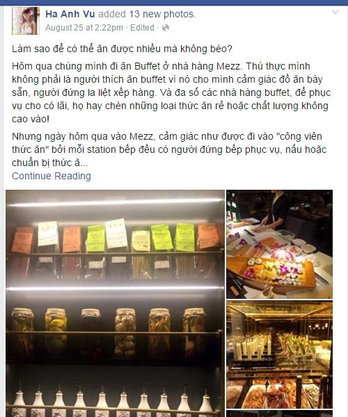 Bestie Facebook Ha Anh