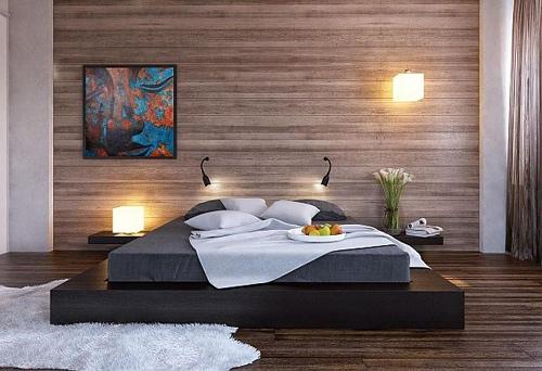 các mẫu giường kiểu Nhật