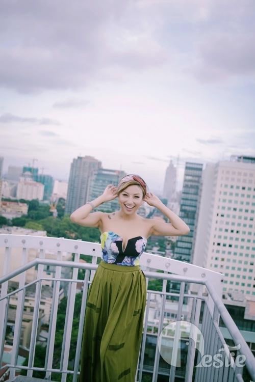 Jeannie Mai muốn giữ nét truyền thống Việt trong người mình