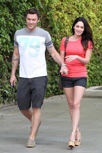 Megan Fox bí mật ly thân chồng