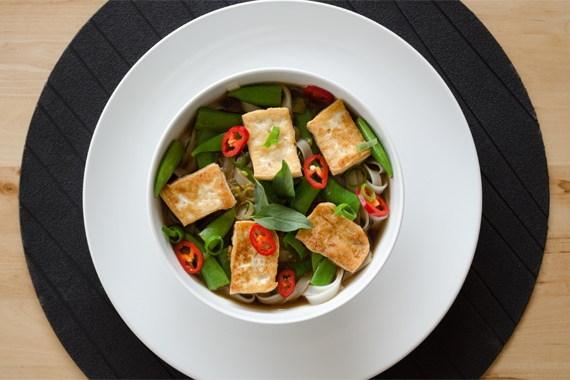 món ăn từ đậu hủ