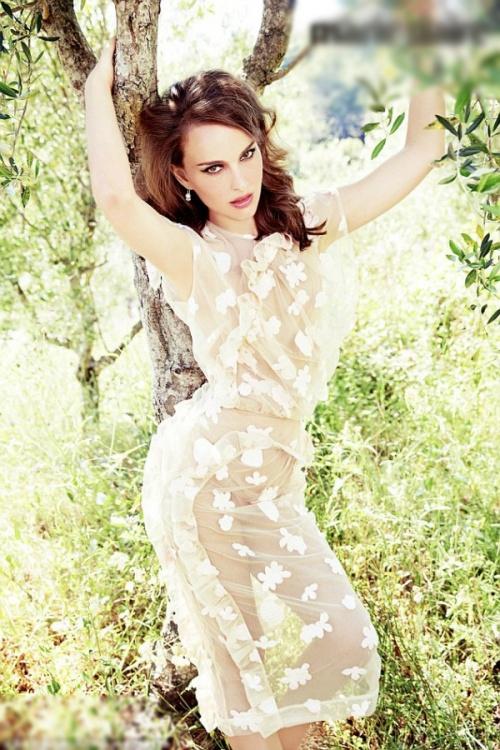 Natalie Portman lần đầu kể về tuổi trẻ