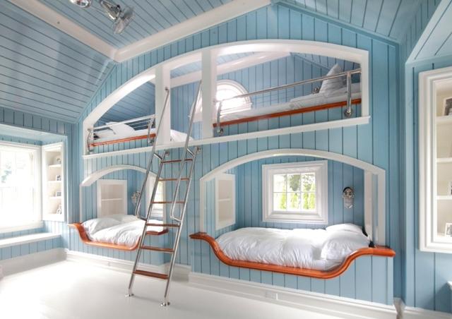 các mẫu phòng ngủ trên cao