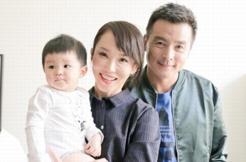 Khoảnh khắc bên nhau của gia đình Phạm Văn Phương