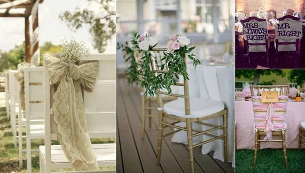 ý tưởng trang trí tiệc cưới handmade