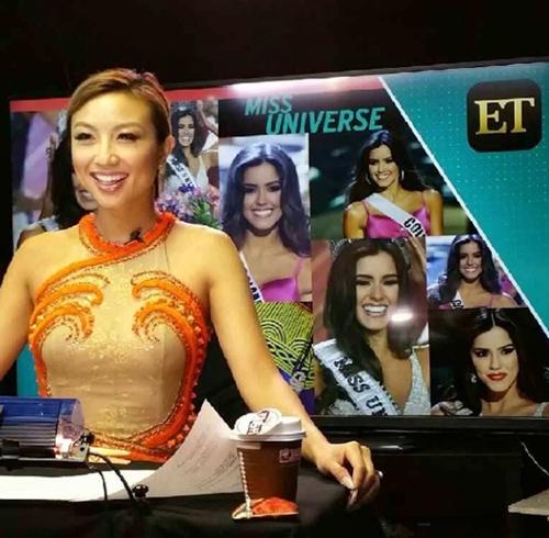 Jeannie Mai - Cô gái gốc Việt cá tính trên truyền hình Mỹ