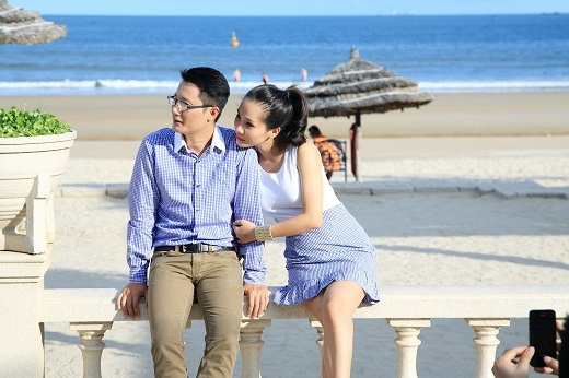 Hoàng Bách chia sẻ bí quyết hâm nóng tình cảm cùng vợ
