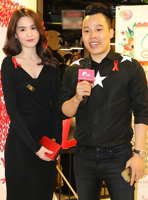 Sao Việt làm từ thiện gây quỹ giúp đỡ trẻ em nhiễm HIV