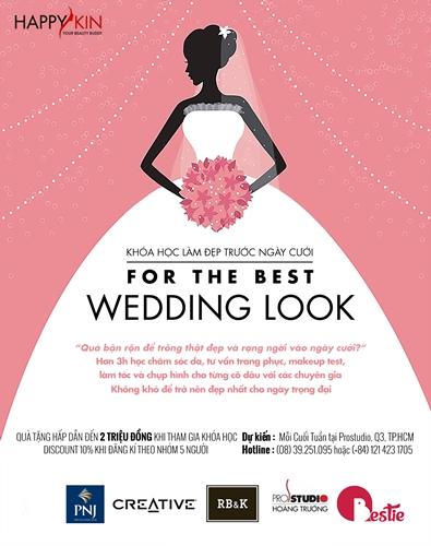 Tại sao cô dâu vào ngày cưới thường xấu hơn bình thường?