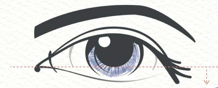 Bestie - Makeup - Dáng mắt cụp