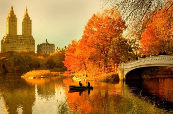 10 điểm đến mùa thu quyến rũ
