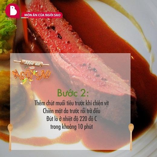 Thực đơn giảm cân hiệu quả với món Ravioli ức vịt