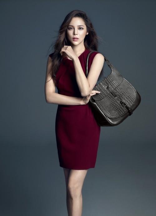 Park Si Yeon chuẩn bị sinh con thứ hai