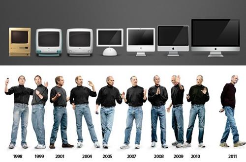 Bestie Steve Jobs 5