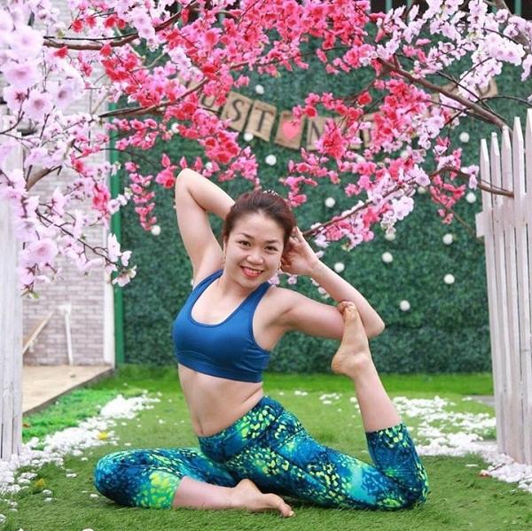 Bestie yoga giam mo dui