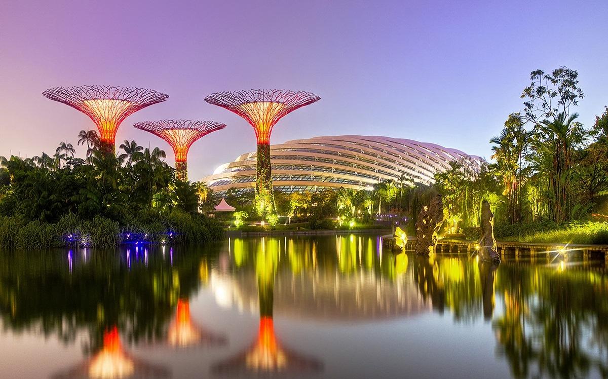 Du lịch bụi Singapore chỉ với 5 triệu đồng