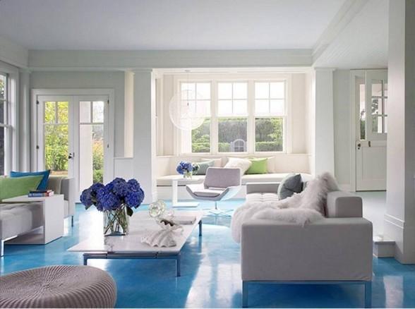 Mang cả biển xanh vào nhà chỉ với 10 cách đơn giản