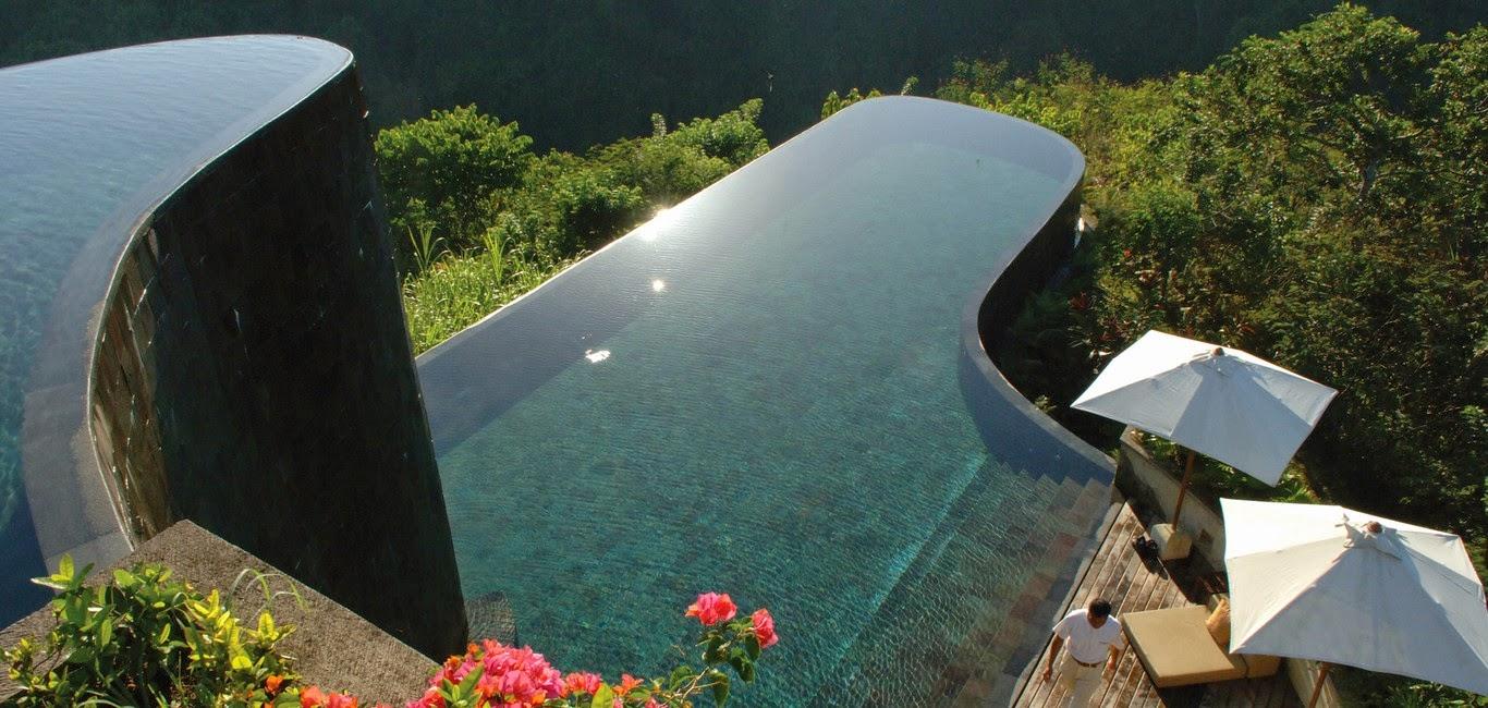 10 hồ bơi tuyệt đẹp nhìn là muốn... nhảy ùm xuống tận hưởng