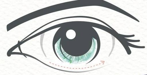 Bestie - makeup - mắt to