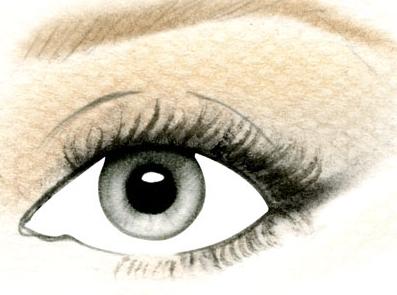 Bestie - makeup - trang điểm mắt to