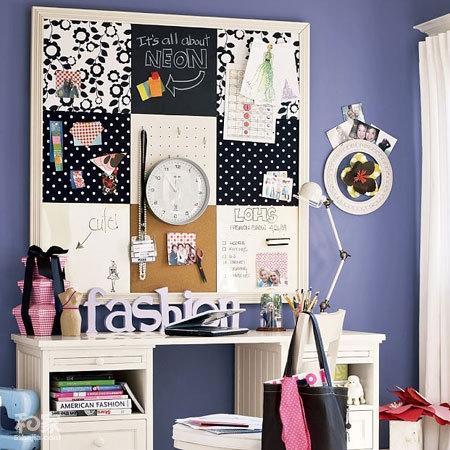 Làm mới căn phòng cho teen với 7 ý tưởng cực chất