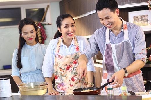 """Ốc Thanh Vân tham gia chương trình """"Người nội trợ hoàn hảo"""""""