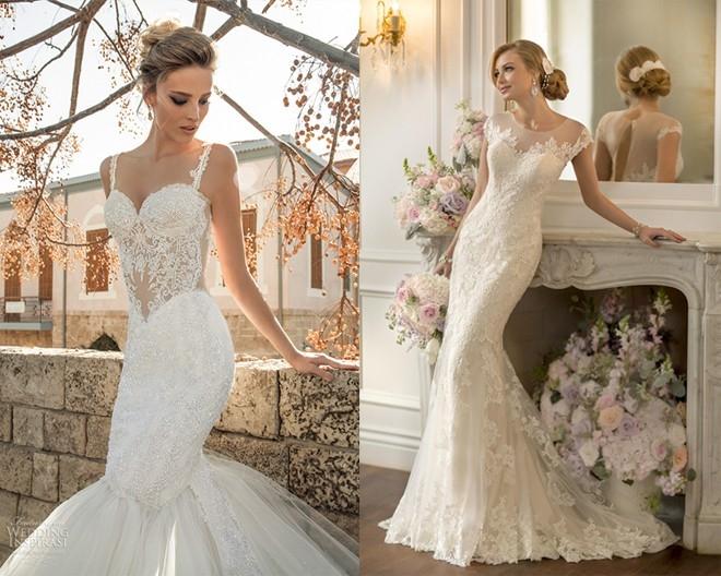 Kết quả hình ảnh cho cách chọn váy cưới theo dáng người